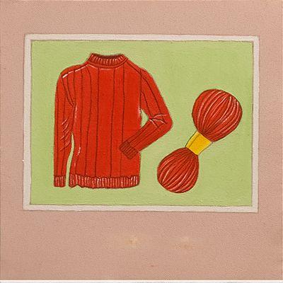 Saco de lana