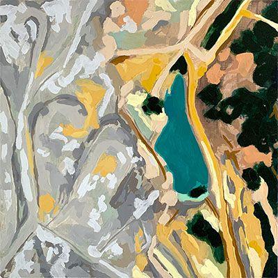 Alteraciones del paisaje No.31 (Explotación Minera Drummond – La Jagua de Ibirico, Cesar)