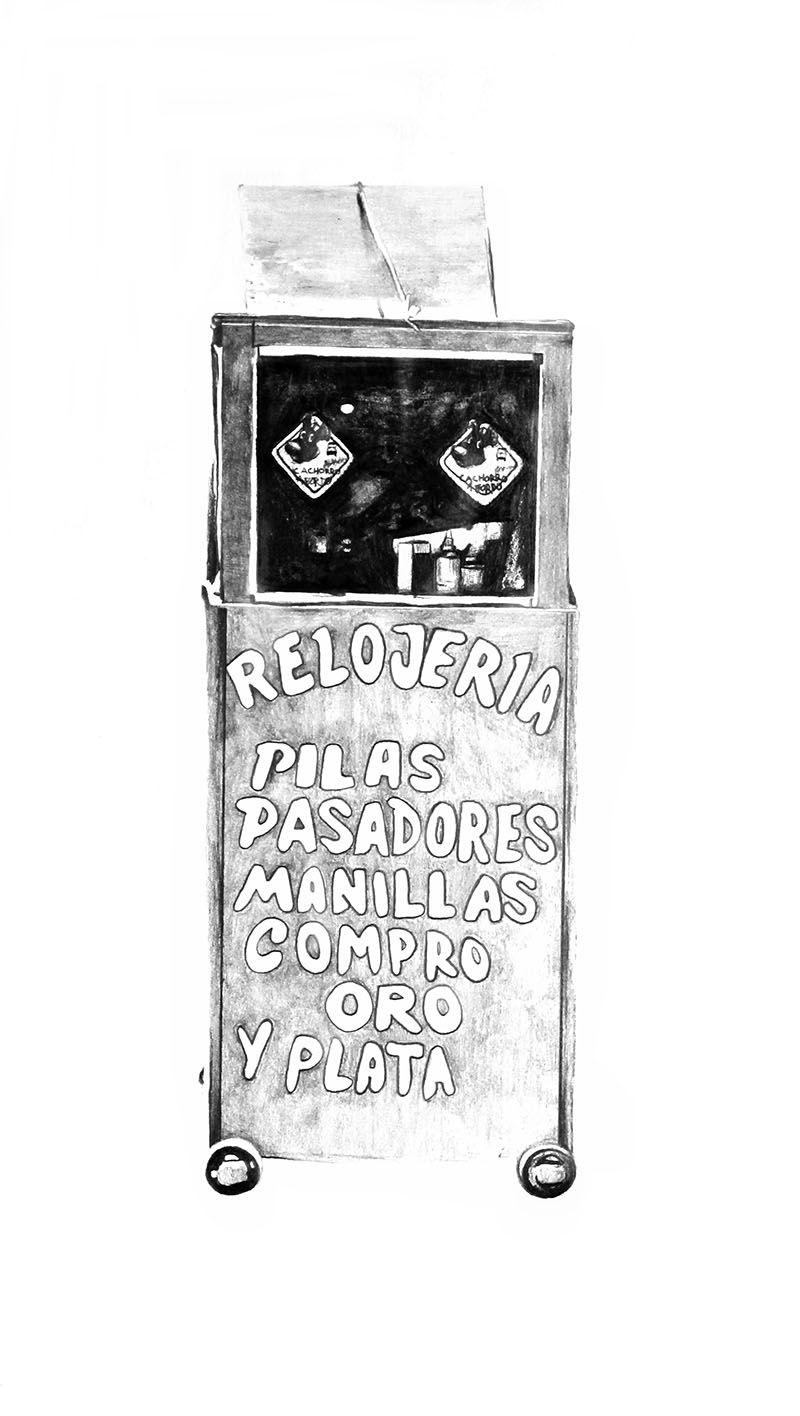 Tiempos (Relojería, pilas, pasadores, manillas, compro oro y plata)