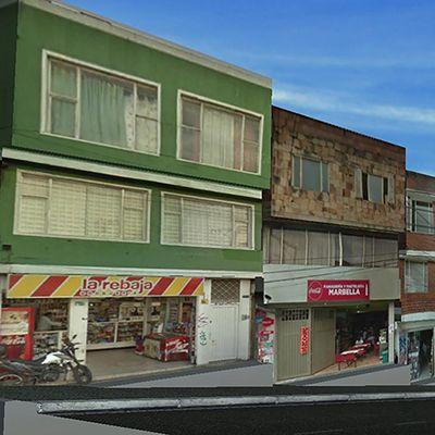 Mod de una calle colombiana #1