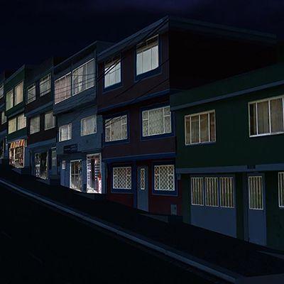 Mod de una calle colombiana #2